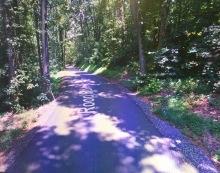 Google Maps street view of Roop Rd